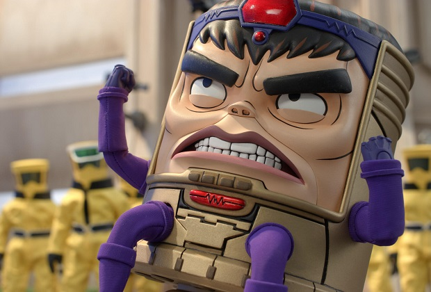 VIDEO] 'Marvel's MODOK' Premiere Date on Hulu — Watch First Teaser | TVLine