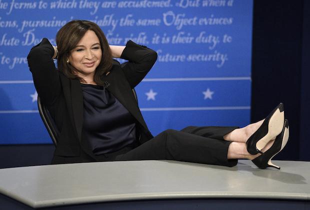 Maya Rudolph on SNL