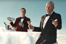 Patrick Stewart and Stephen Colbert Greet Paramount+'s New 'Residents' in Super Bowl Ad