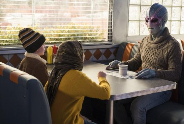 Resident Alien Syfy Season 1 Episode 5