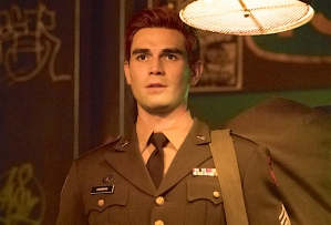 Riverdale Archie Army Time Jump