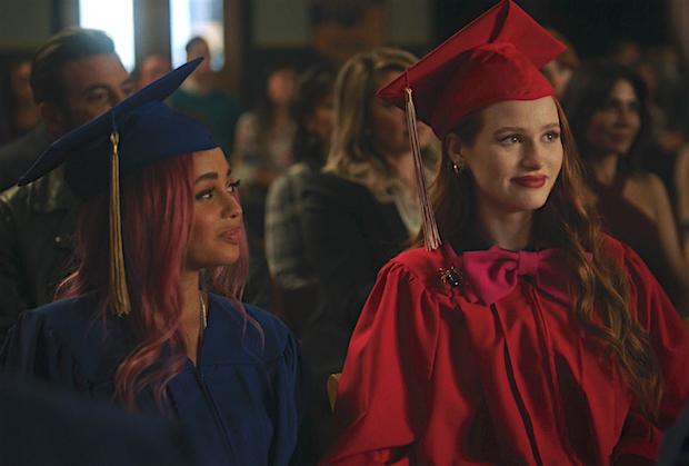 Riverdale Season 5 Episode 3 Cheryl Toni Graduation