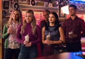 Riverdale Season 5 Episode 5 Alice Betty Veronica Kevin