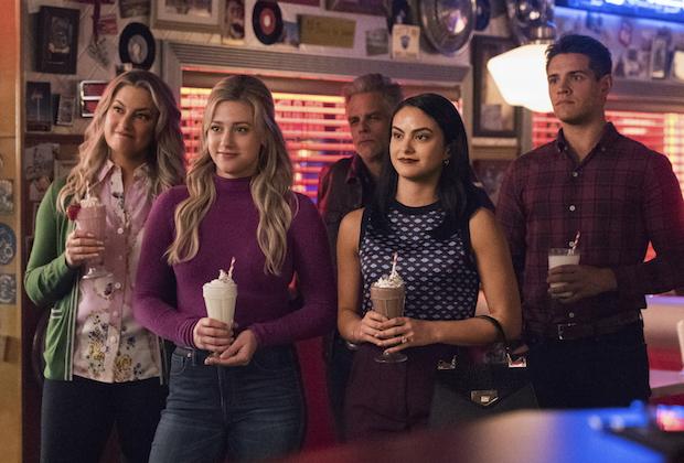Riverdale' Recap: Season 5, Episode 5 — [Spoiler] Shower Scene | TVLine