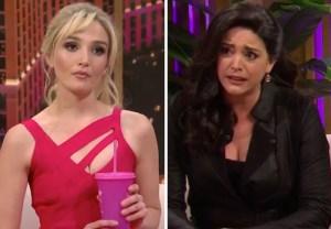 SNL - Britney Spears, Gina Carano