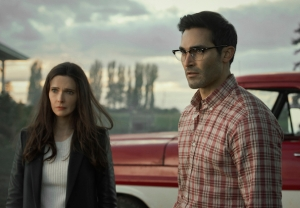 superman and lois series premiere cw