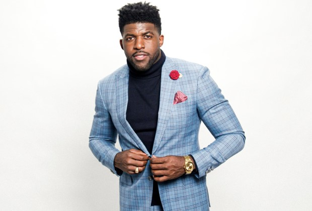 The Bachelor: Emmanuel Acho to Replace Chris Harrison as Reunion Host - TVLine
