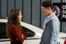 'The Crew': Freddie Stroma and Jillian Mueller on Finale's Jake/Catherine Moment