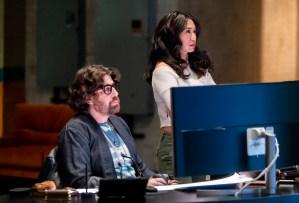 The Equalizer CBS Reboot Adam Goldberg Liza Lapira