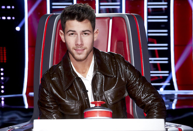 The Voice Season 20 Premiere - Nick Jonas