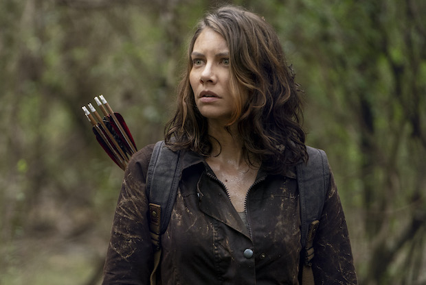 The Walking Dead Showrunner Teases a Harder Maggie and an 'Incredibly Tense' Reunion With Negan in Bonus Episodes