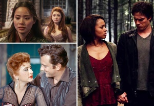 TV Characters Who Never Kissed