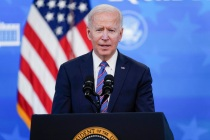 Watch: President Biden Holds First Press Conference Since Taking Office