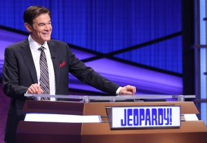 Dr. Oz Jeopardy Guest Host