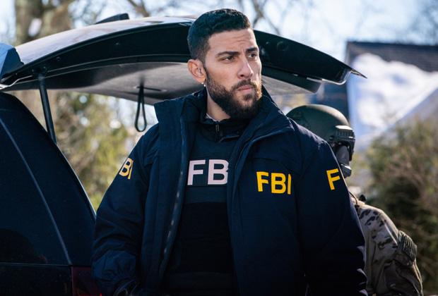Zeeko Zaki in FBI Season 3