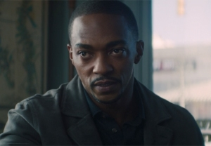 Anthony Mackie in The Falcon and the Winter Soldier