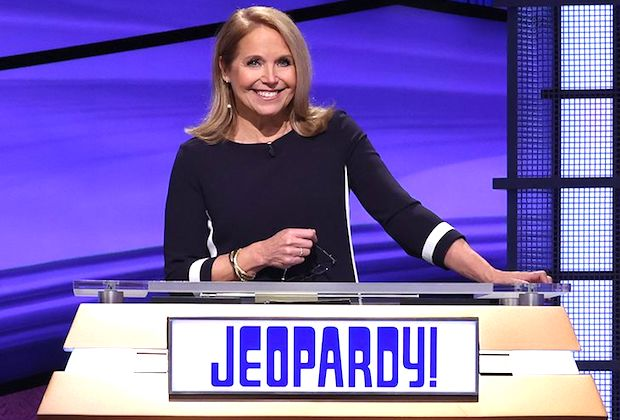 Jeopardy Katie Couric