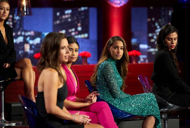 The Bachelor Recap: Goodbye, Katie and 6 More Women Tell All Shockers