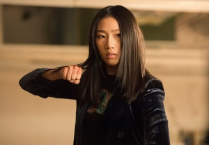 Olivia Liang in The CW's Kung Fu