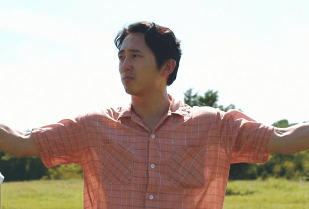 Steven Yeun Oscar Nomination Minari