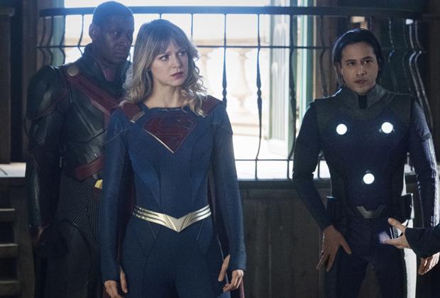 Supergirl Season 6 Premiere