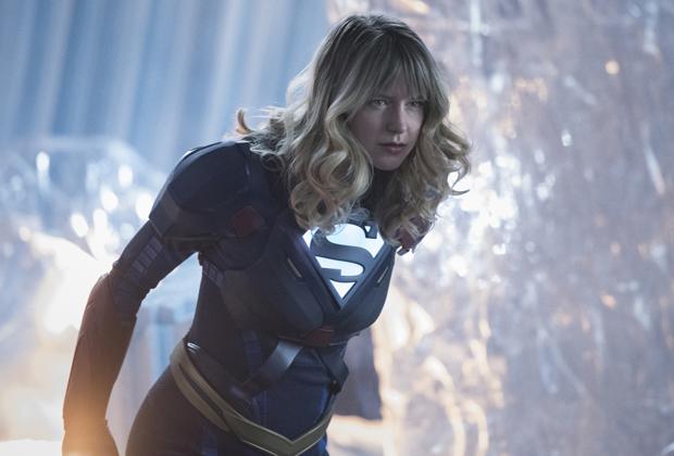 Melissa Benoist in Supergirl Season 6 Premiere