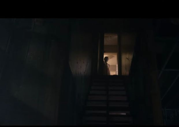 THEM stairwell
