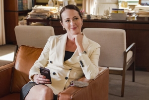 Amy Acker Visits CBS' All Rise: Get Details and Official First Look