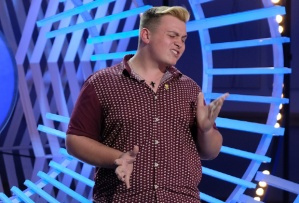 American Idol Tryzdin Grubbs