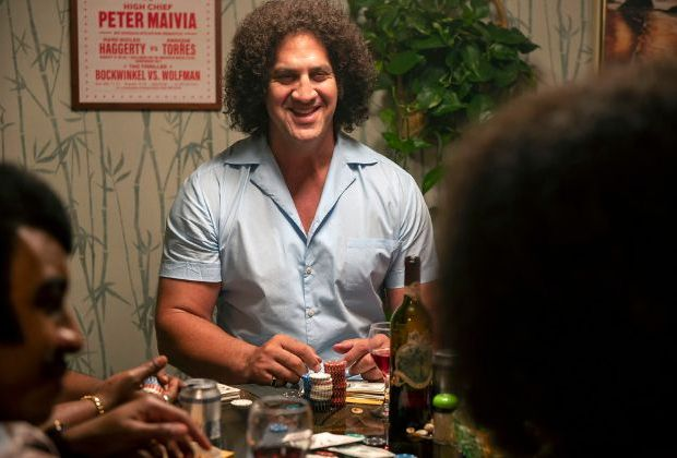 Young Rock's Matthew Willig Talks Playing Andre the Giant, This Week's 'Really Sweet' Playdate With Dewey
