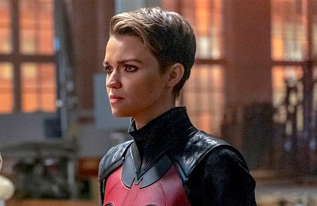 Batwoman Recast Kate Kane Ruby Rose