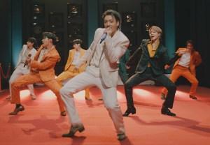 BTS Grammys 2021
