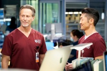 Steven Weber Teases His 'Complicated' Chicago Med Role, Mulls Wings Revival