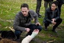 Debris: Grade the Premiere of NBC's Sci-Fi Drama From Fringe's J.H. Wyman