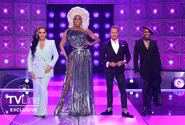 Drag Race Welcomes Cynthia Erivo as a Season 13 Guest Judge — First Look