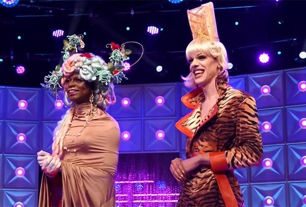 'Drag Race' Recap: Season 13 Episode 10 — Makeover Challenge Results - TVLine