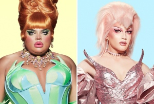 Kandy Muse and Rosé on the Highs and Lows of Drag Race Season 13 (So Far)