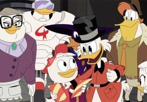 DuckTales Series Finale Gargoyles