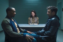 Falcon and Winter Soldier's Amy Aquino on Sam and Bucky's Couples Therapy: 'All of This Gold Was Coming Out'