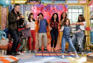 Punky Brewster treehouse