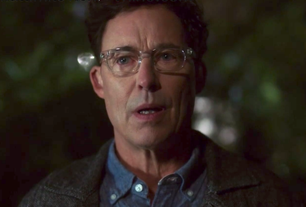 Harrison Wells Flash 7x02