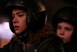 Ginny & Georgia's Antonia Gentry Talks Season 1 Cliffhanger, Marcus vs. Hunter