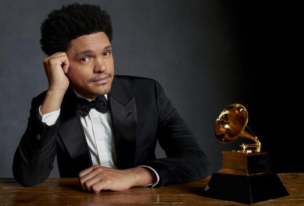 Grammy Awards 2021 Trevor Noah