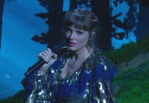 Grammys 2021 - Taylor Swift Performance