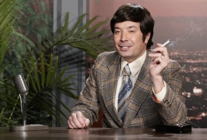 WandaVision Meets Tonight Show as Jimmy Fallon Travels Through TV Time