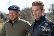 Leverage: Redemption: James Marsters Is a Cunning Con Man in Golf Spikes in First Look at IMDb TV Revival
