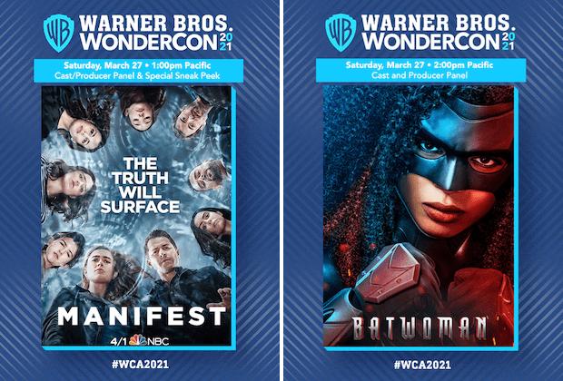 WonderCon 2021 Manifest and Batwoman panels