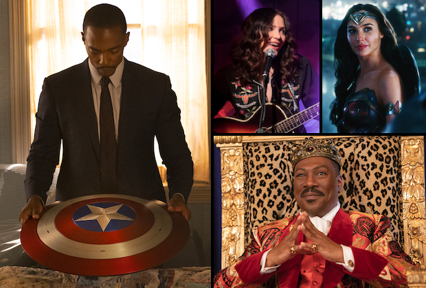What to Watch - March 2021