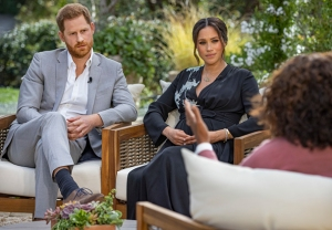 Meghan Harry Interview