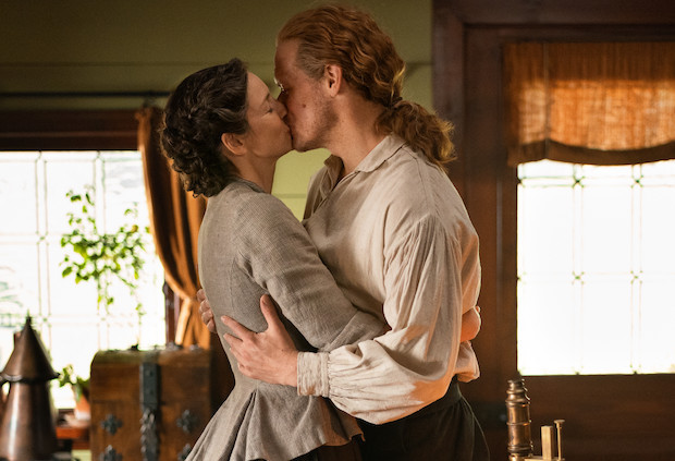 Outlander Renewed Season 7 Starz